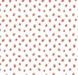 Strawberry Honey Berries White