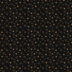 Bountiful Autumn Burst Black