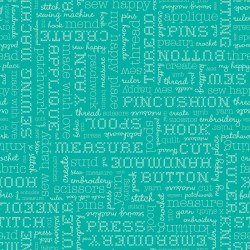 Stitch Text Vivid