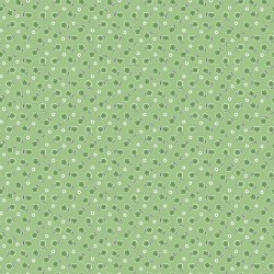 Stitch Bloom Green