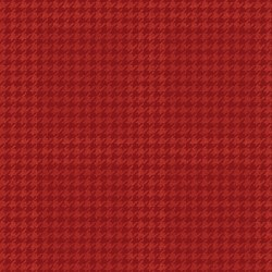 Plaids Houndstooth Red