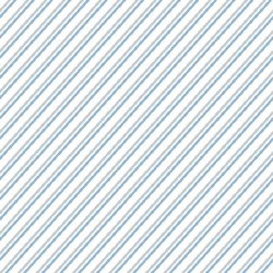 Something Borrowed Stripe Blue