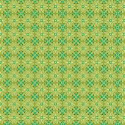 Wildflower Boutique Mosaic Green