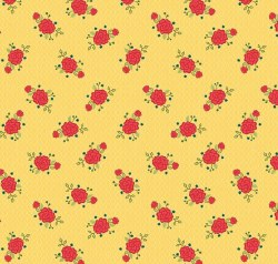 Wildflower Boutique Floral Yellow