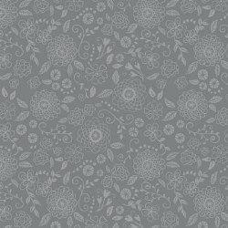 Wildflower Boutique Line Work Gray