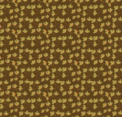 GiveThanks Blossoms Brown