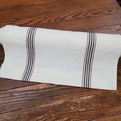 "Toweling 18"" Buttermilk Bl Ora"