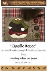 Camille Renee Mug Rug