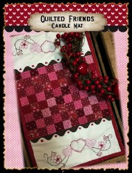 Quilted Friends Valentine's