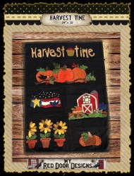 Harvest Time Wall Quilt
