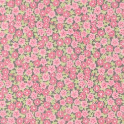 Cozy Cotton Calico Pink