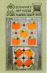 Starry Pumpkin Night