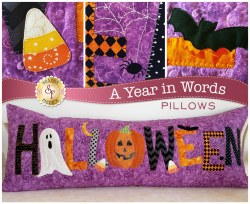 A Year in Words Halloween