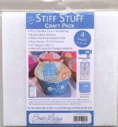Stiff Stuff 10 Inch Squares