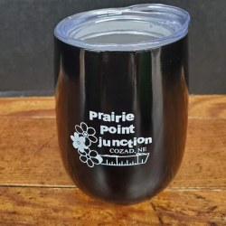 PPJ Insulated Tumbler Black