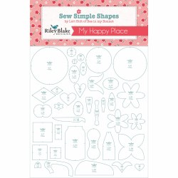 Sew Simple Shapes My Happy Place