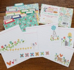 Farm Girl Vintage Recipe Cards