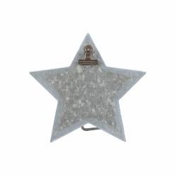 Metal Bracket Clip Easel Star