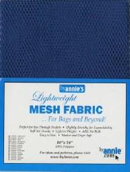 Mesh Lite Weight Blue 18 x 54