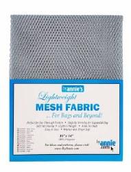 Mesh Lite Weight Pewter18 x 54