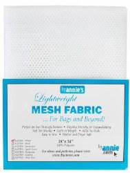 Mesh Lite Weight White 18 x 54