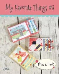 My Favorite Things 3