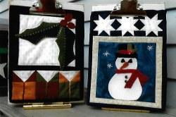 Clipboard Minis December Janua