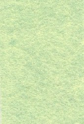 Wool Felt - Pistachio Ice Crea