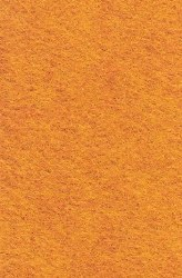 Wool Felt - Butternut Squash