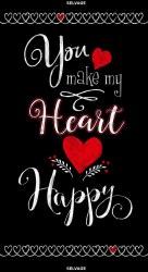 You Make My Heart Happy Panel