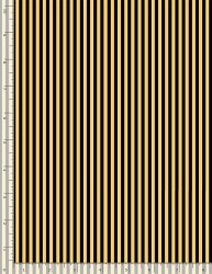 Stripe Yellow and Black