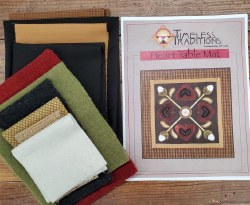 Heart Table Mat Kit