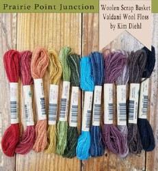 Valdani Wool Floss Kim Diehl Collectcion