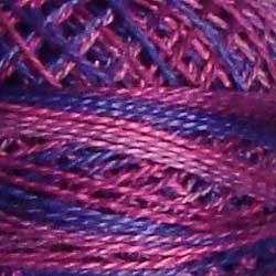 Valdani O521 Mulberry Grape Size 12
