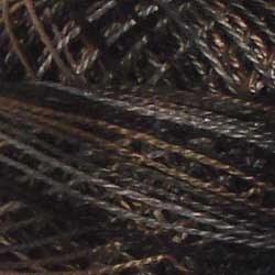 Valdani P11 Aged BlackVintage Size 12