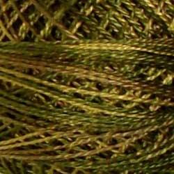 Valdani P2 Olive Green Vintage Size 12