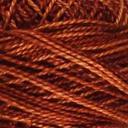 Valdani H201 Rust Heirloom Sz8