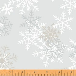 "108"" Backing Snowflake"