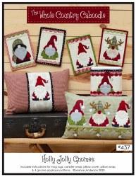 Holly Jolly Gnomes