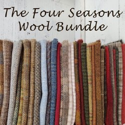 Wool Collection Four Seasons