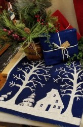 Winter's Calm Blue Kit