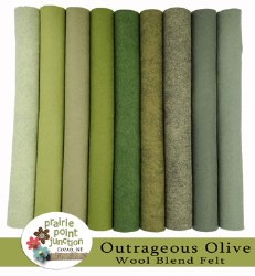 Outrageous Olive Bundle