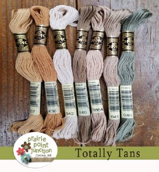 Totally Tan Floss Pack