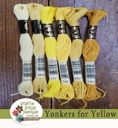 Yonkers for Yellow Floss Pack