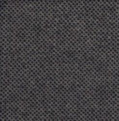 Wool Black White Honeycomb  Yardage