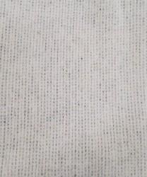"""Wool 18"""" x 28"""" Morse Code"""