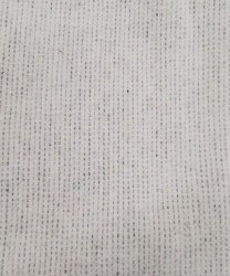 Wool Morse Code