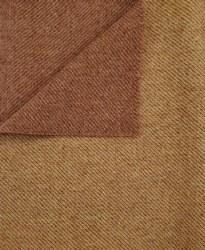 Wool Citrus Reversible Yardage