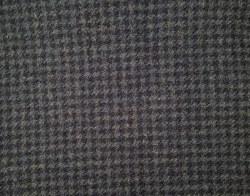 """Wool 9"""" x 28"""" Green/Black Chec"""