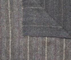 "Wool 9"" x 28"" Dk Reversible St"